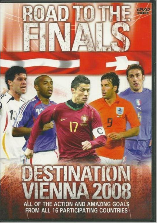 Road to the finals - Destination Vienna 2008 - Ny