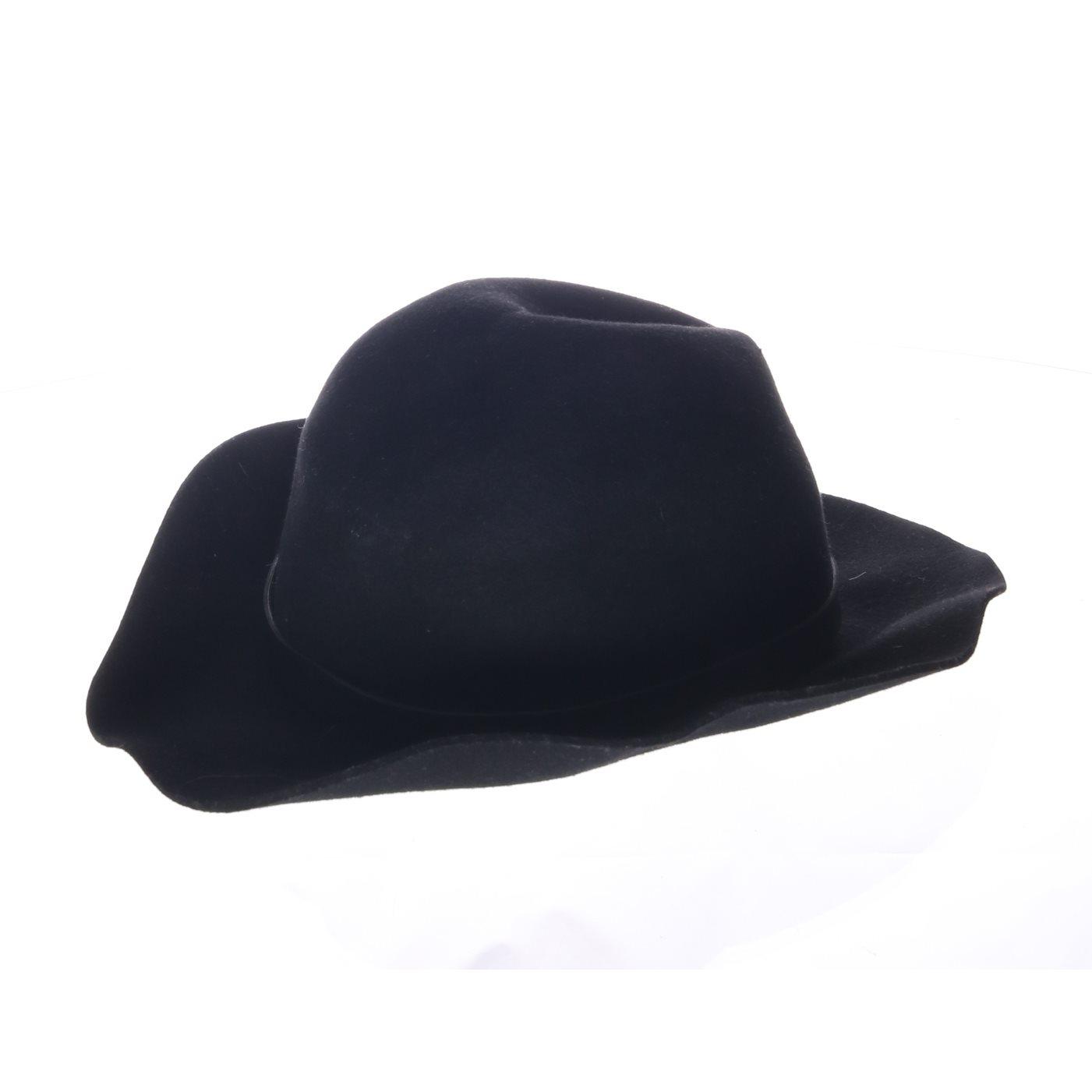 har skrynkliga hattar