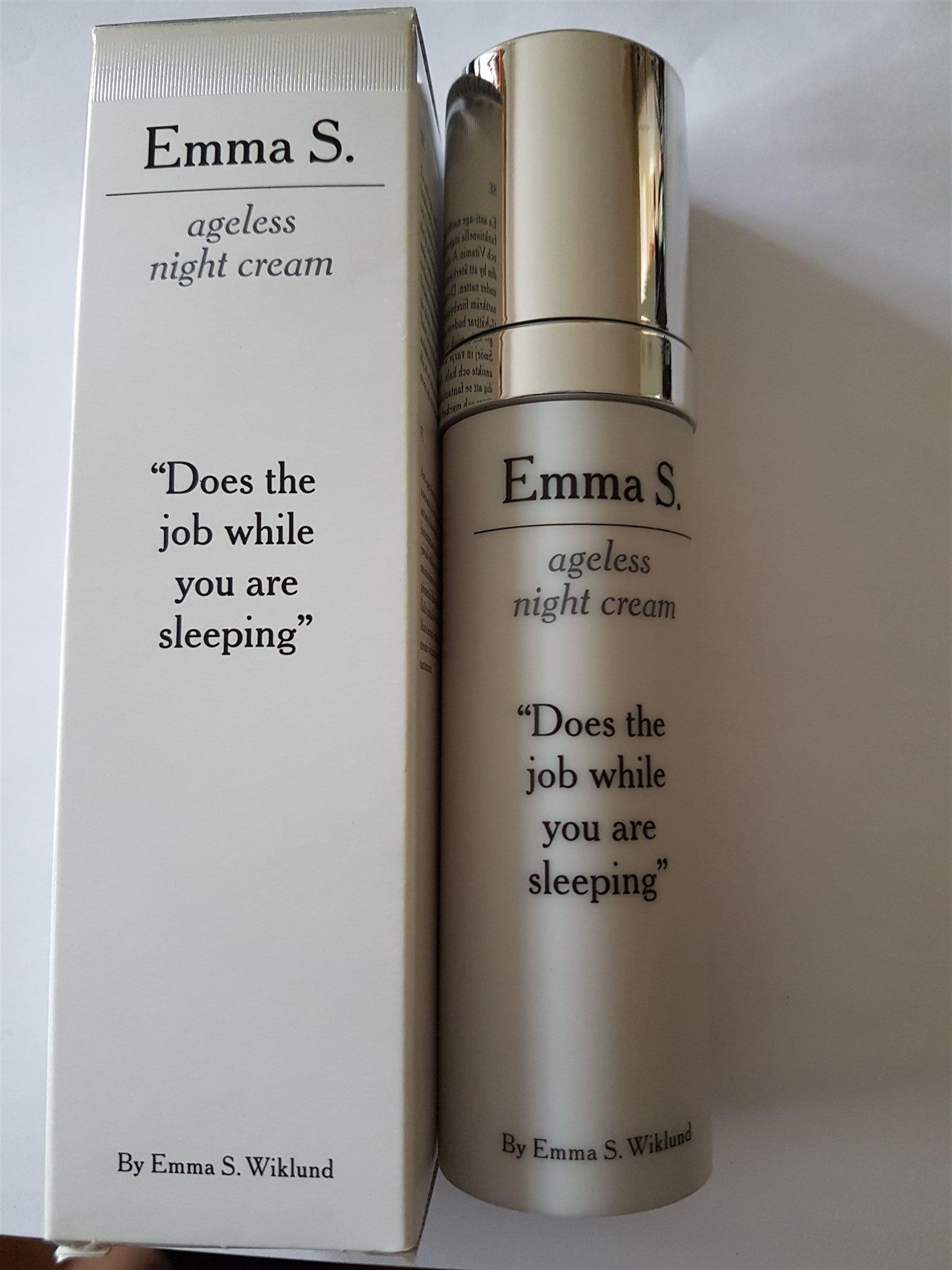 emma s ageless night cream