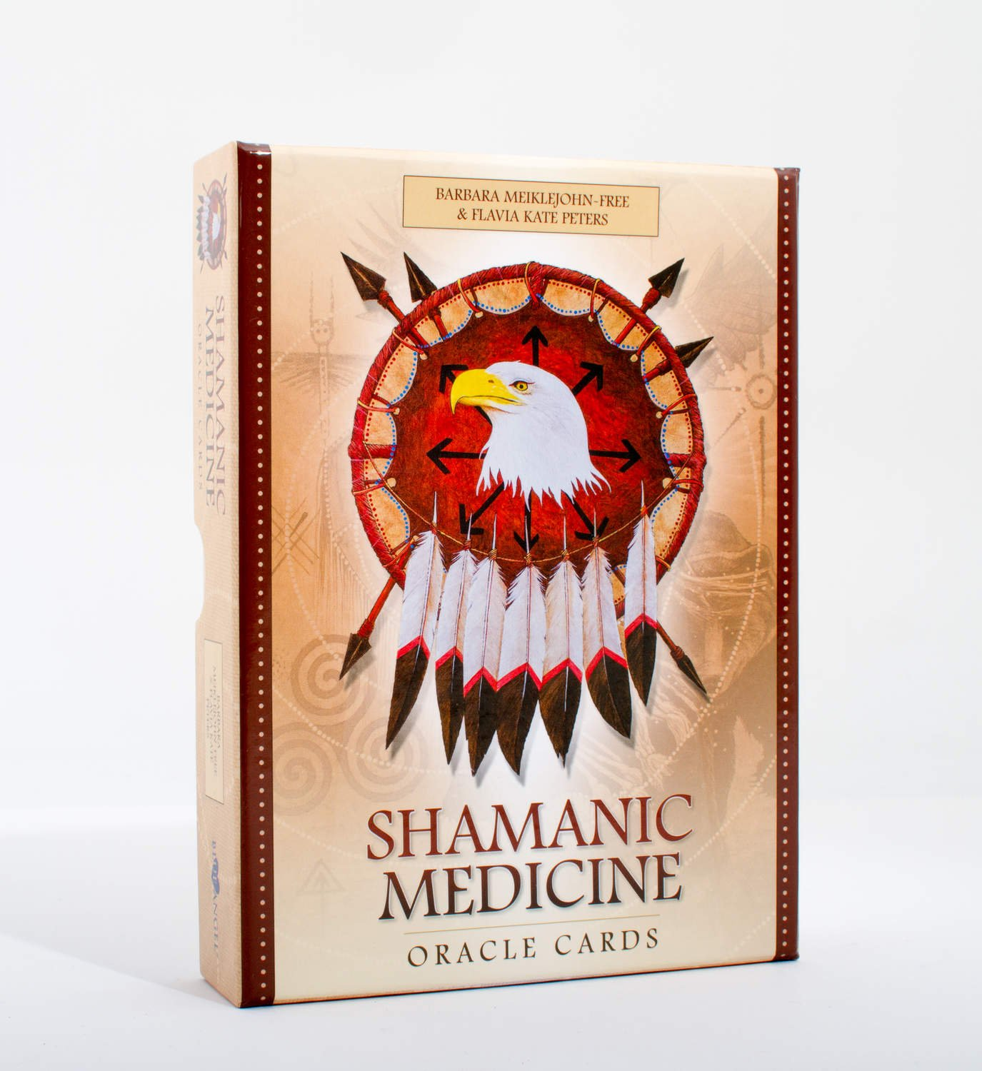 Shamanic Medicine Oracle Cards 9781925538250