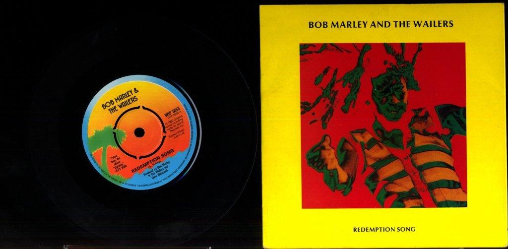 BOB MARLEY - REDEMPTION SONG (345963480) ᐈ Lejonkungen61 på