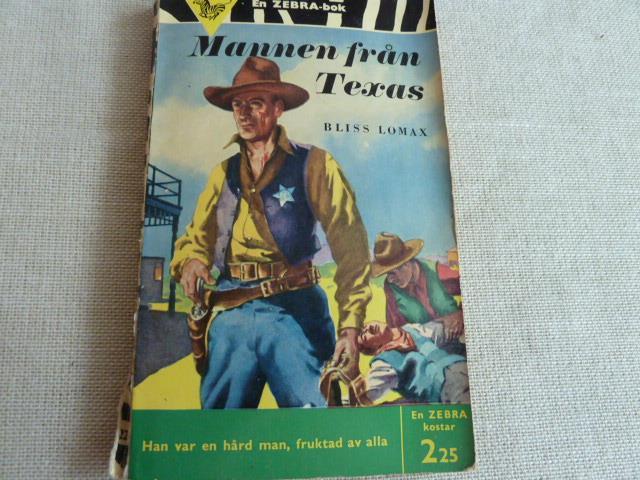 Mannen fran texas