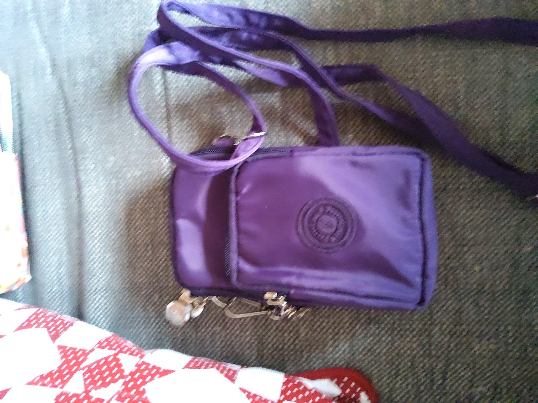 Väska till mobil