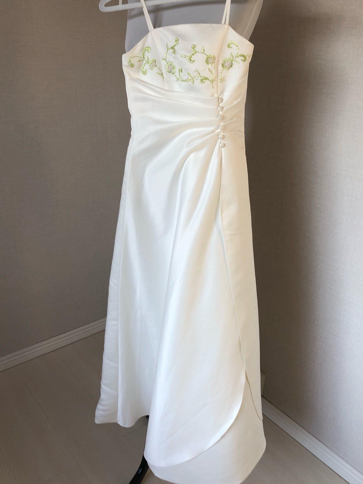 Festklänning näbbklänning barnklänning (339785622) ᐈ Köp på Tradera ad2192fe09f1e