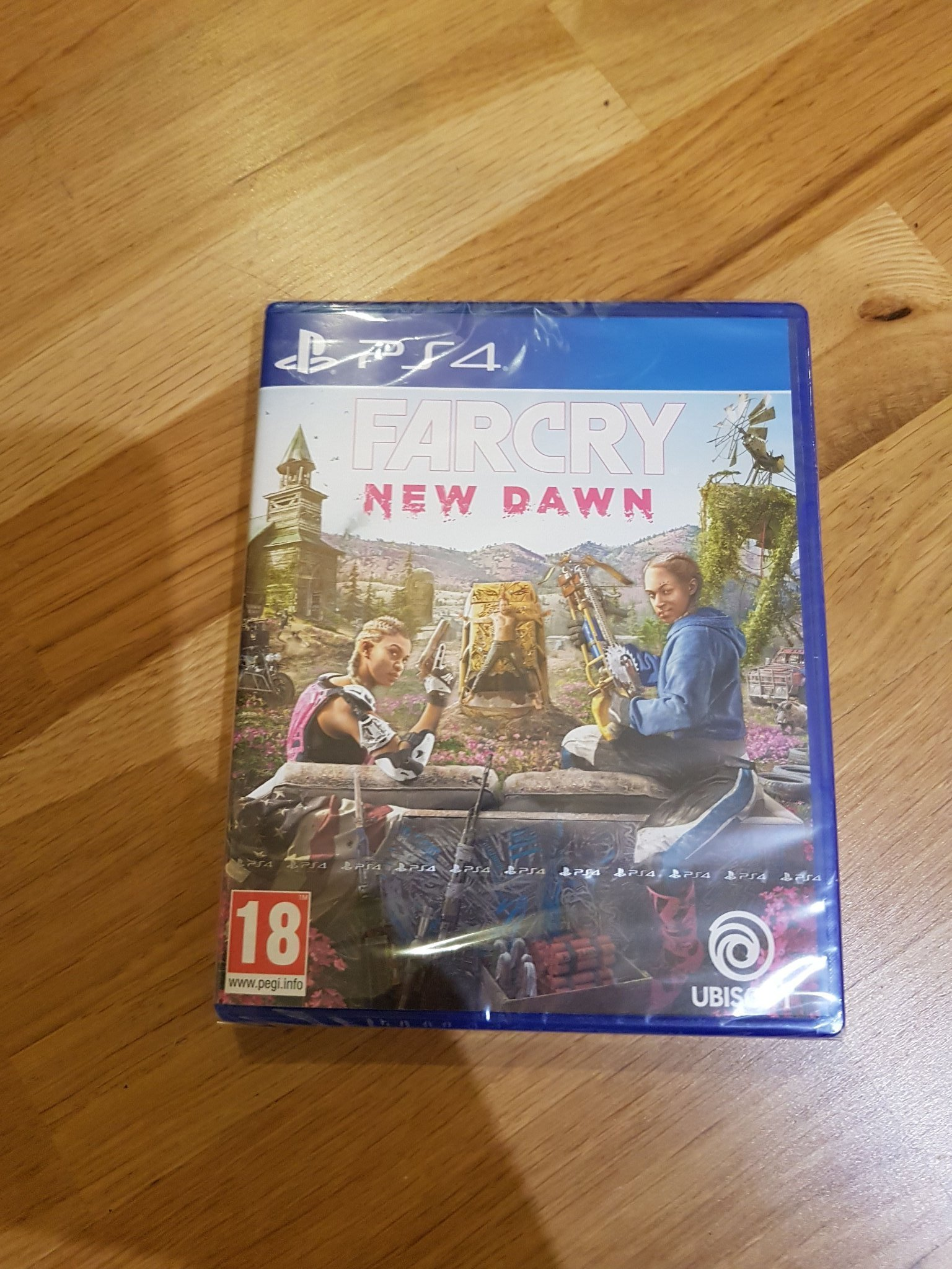 PS4: Far Cry - New Dawn. Nytt