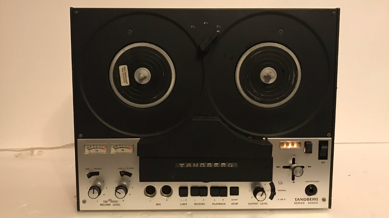Tandberg 6000X Stereo Tape Deck (1969-72) (336558047) ᐈ Köp