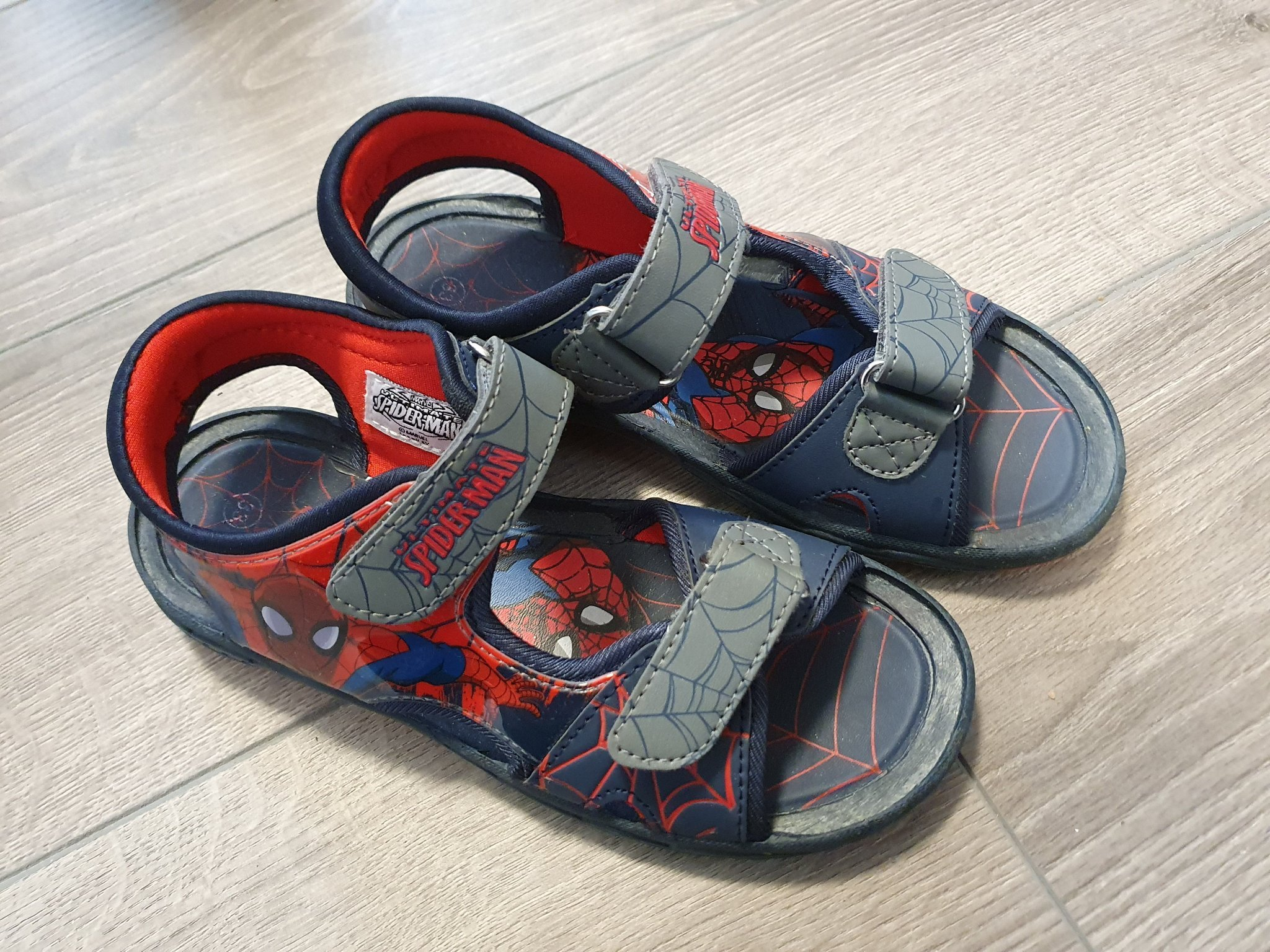 Sandaler spiderman stl 33