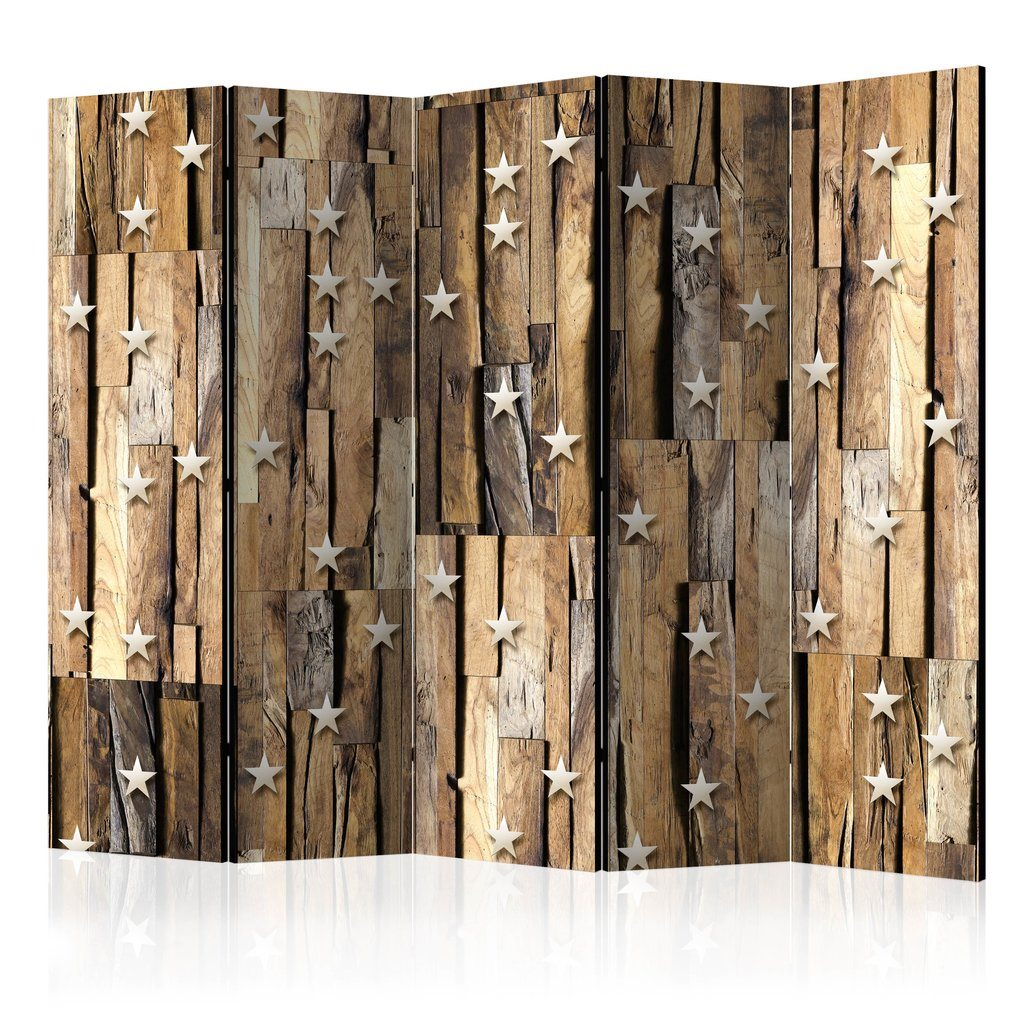 Rumsavdelare - Wooden Constellation II Room Dividers 225x172