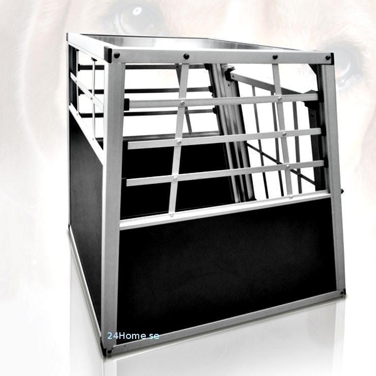 hundbur aluminium transportbur hundbox alu resa hund bil 82 p. Black Bedroom Furniture Sets. Home Design Ideas