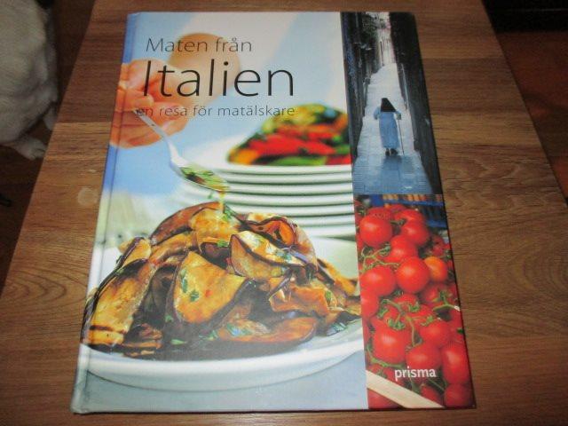 Maten från Italien en resa för matälskare