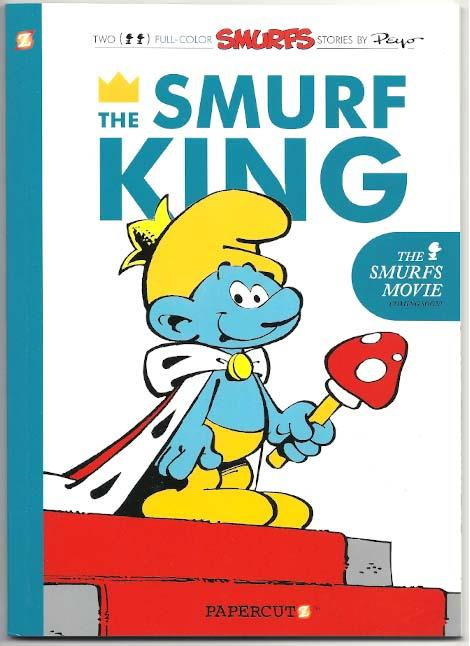 Smurfs GN Volume 3 - The Smurf King SC NM Ny Import