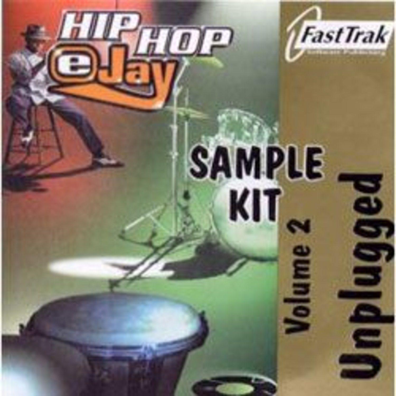 EJay Hip Hop Sample Kit Vol  2 Unplugged