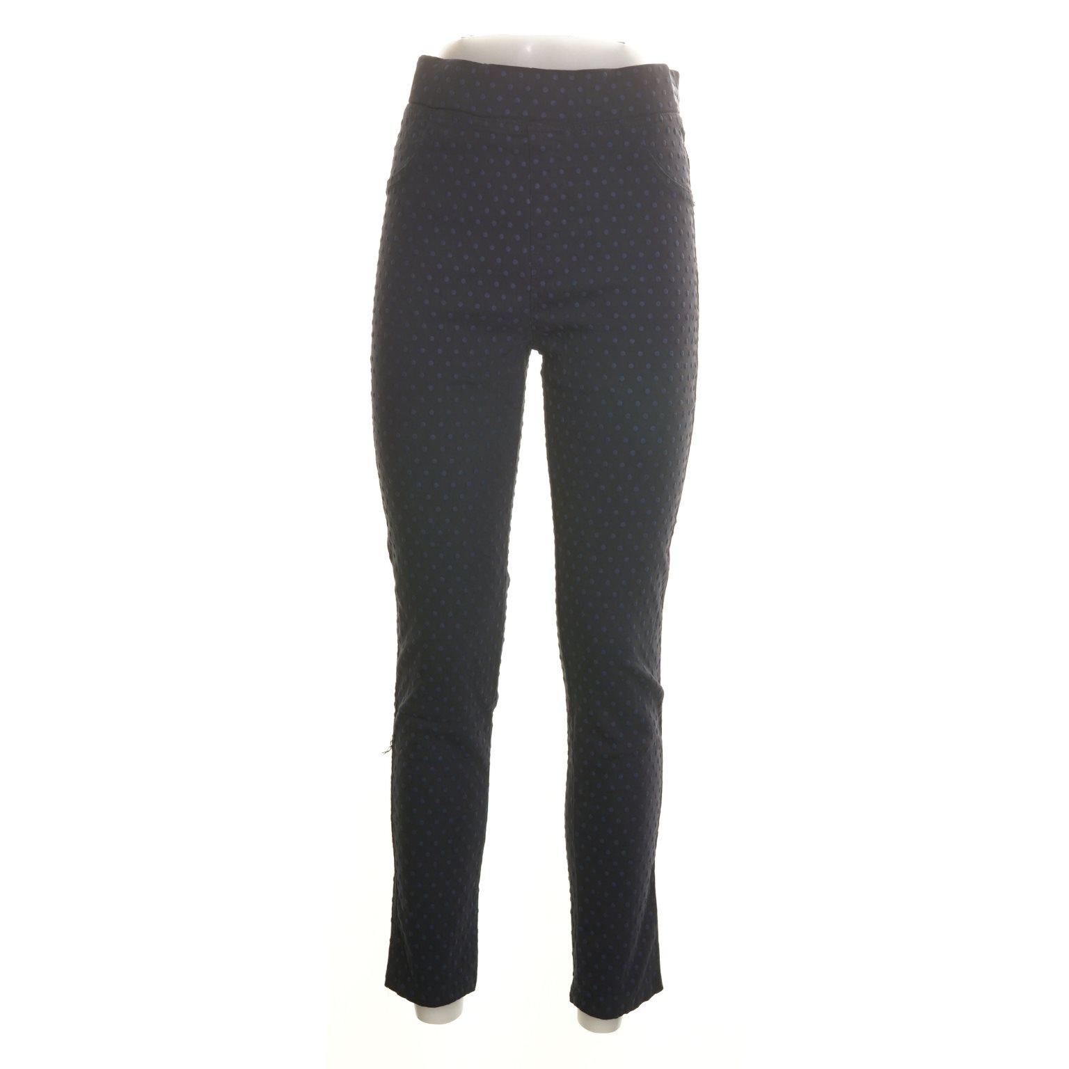 Dress Like Marie, Leggings, Strl: 2XL, Blå