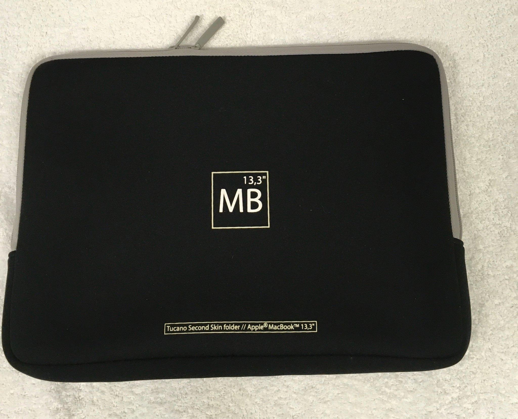 Flat sleeve fodral till 13 tums MAcBook Air och MacBook Pro