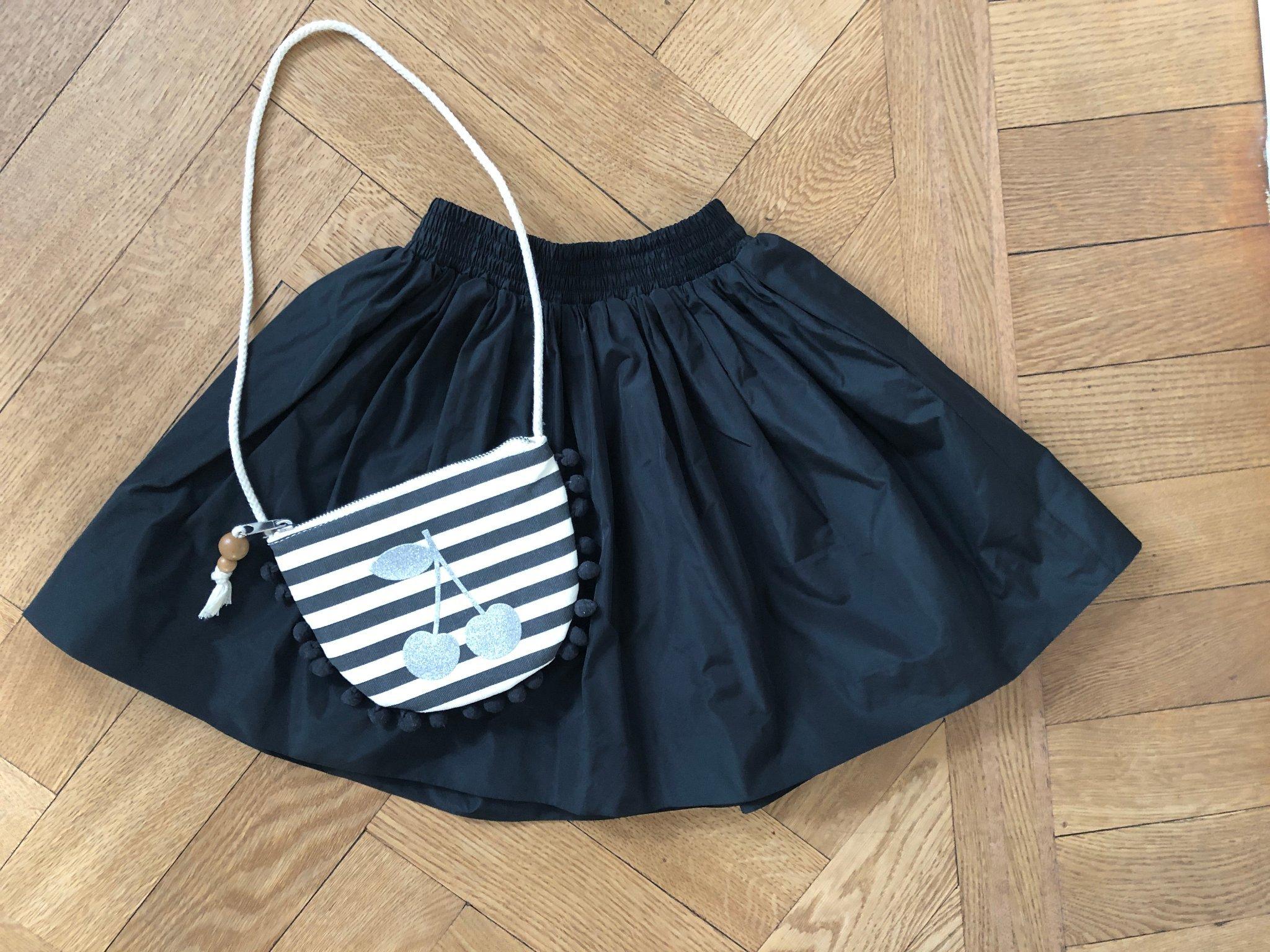 LITTLE REMIX, COUNTRY ROAD kjol väska strl 8 år