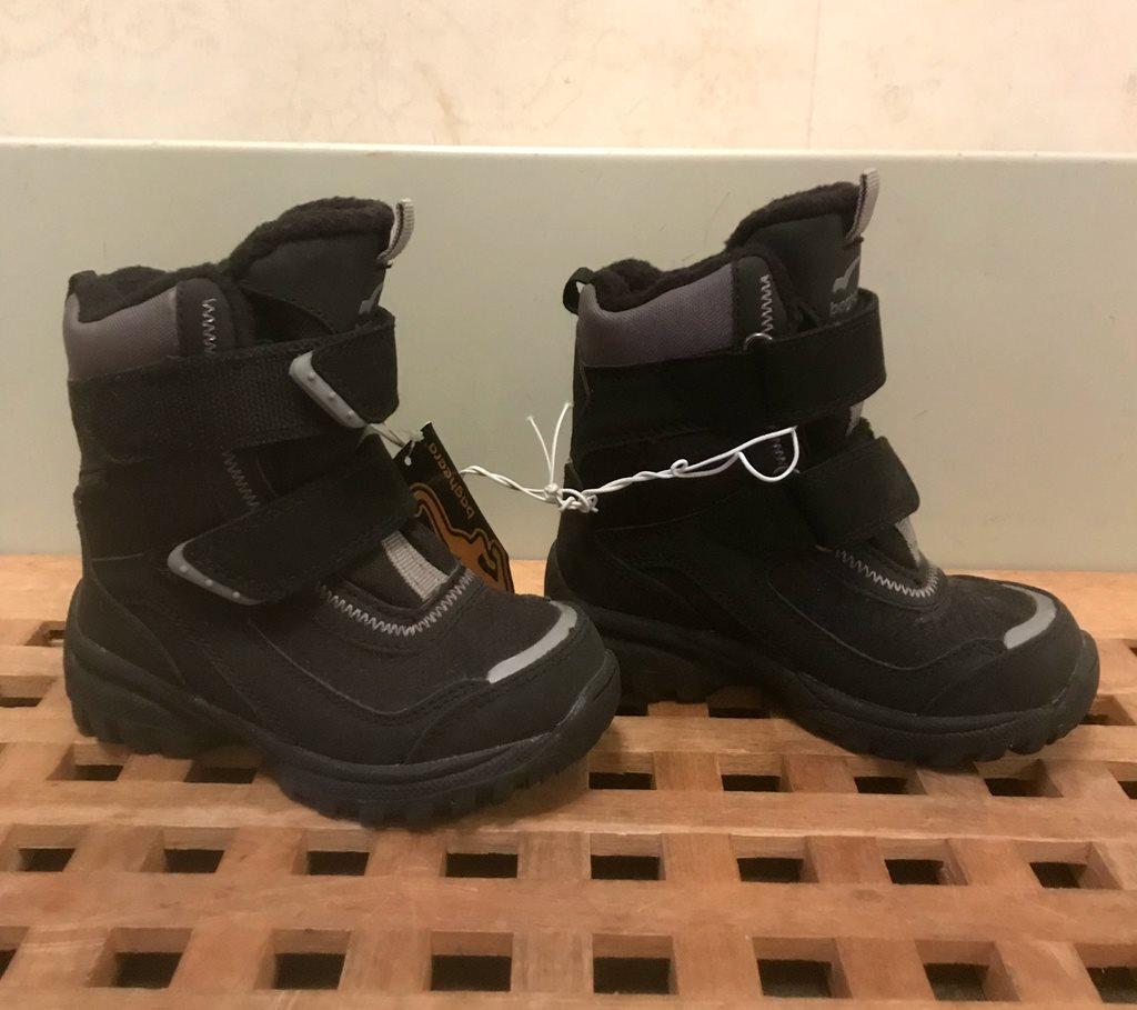 Svarta Bagheera Hydro Guard Waterproof känga Vi.. (300104549) ᐈ Köp ... 64b5e3bef1ad3