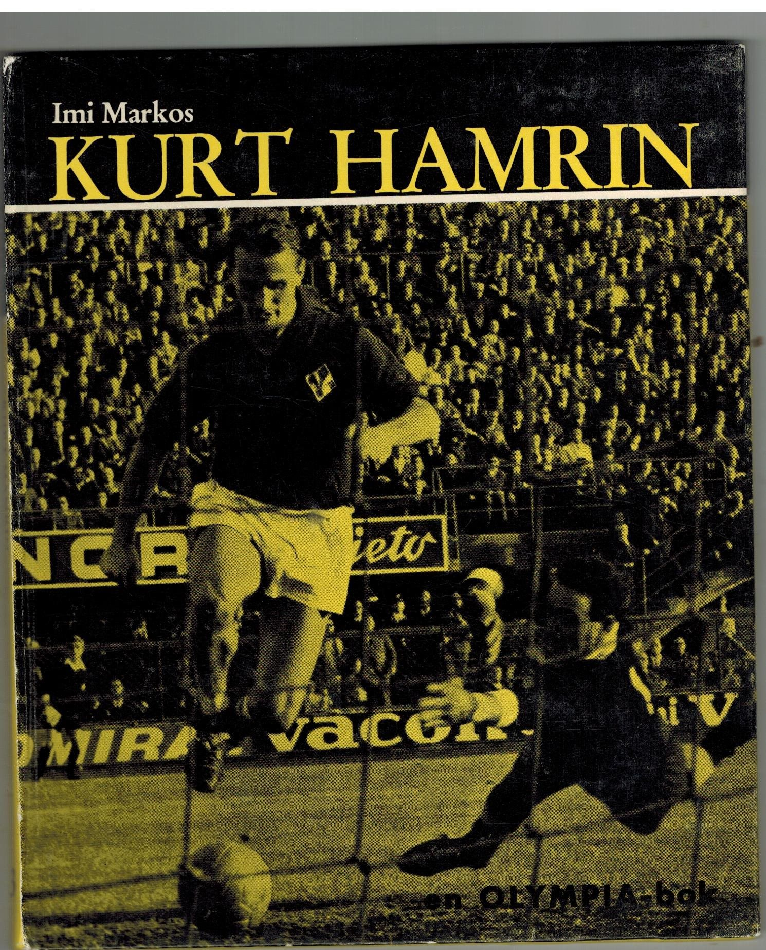 Fotboll Kurt Hamrin on Tradera Sportbiografi