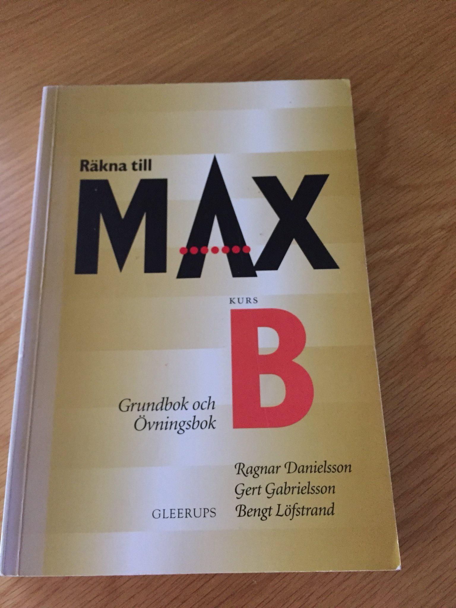matematik max
