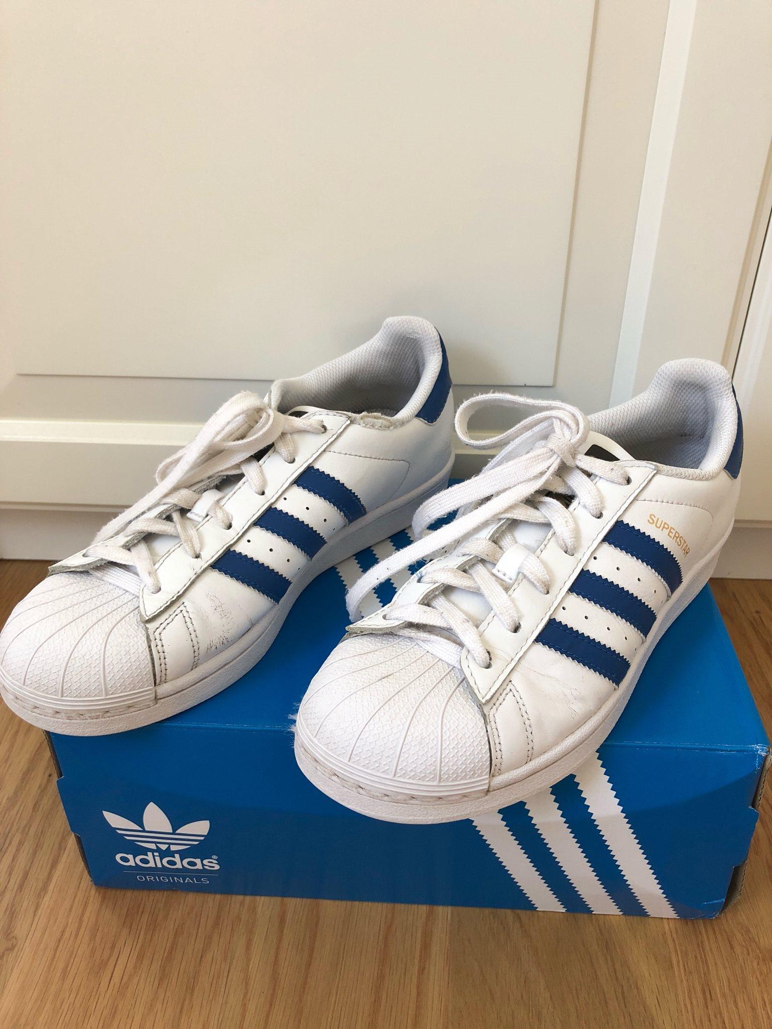 Adidas Superstar Original 38 Sneakers Skor 320130406 Kp P Tradera