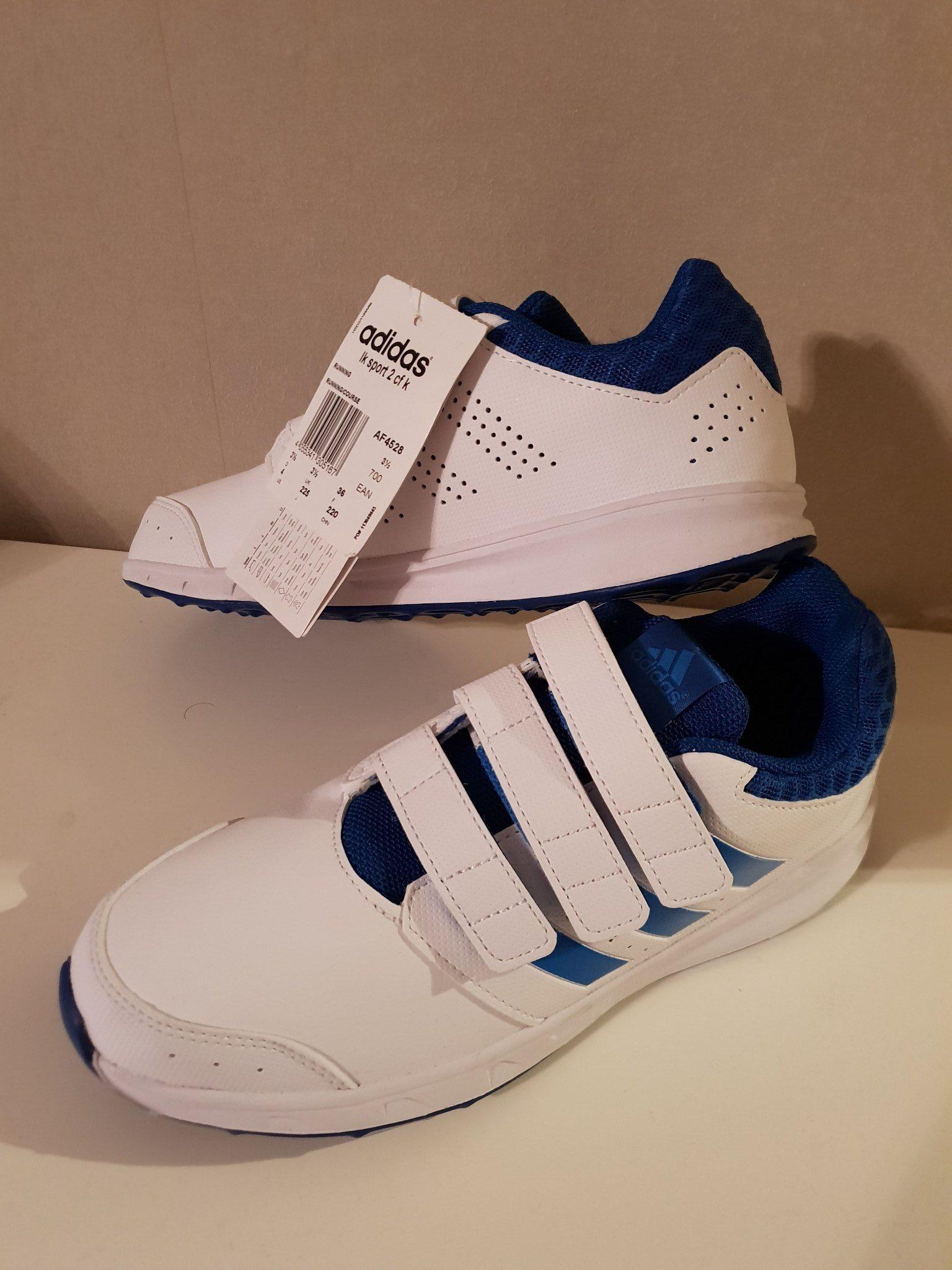 brand new 3450b 3448c Nya Adidas skor.