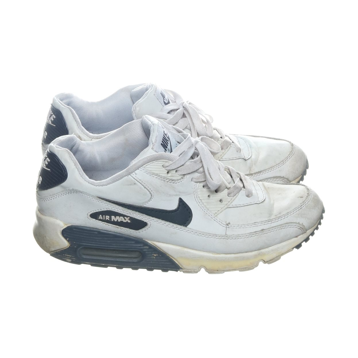 more photos f1faa 42ed4 Nike, Sneakers, Strl  43, Air Max, Vit Blå
