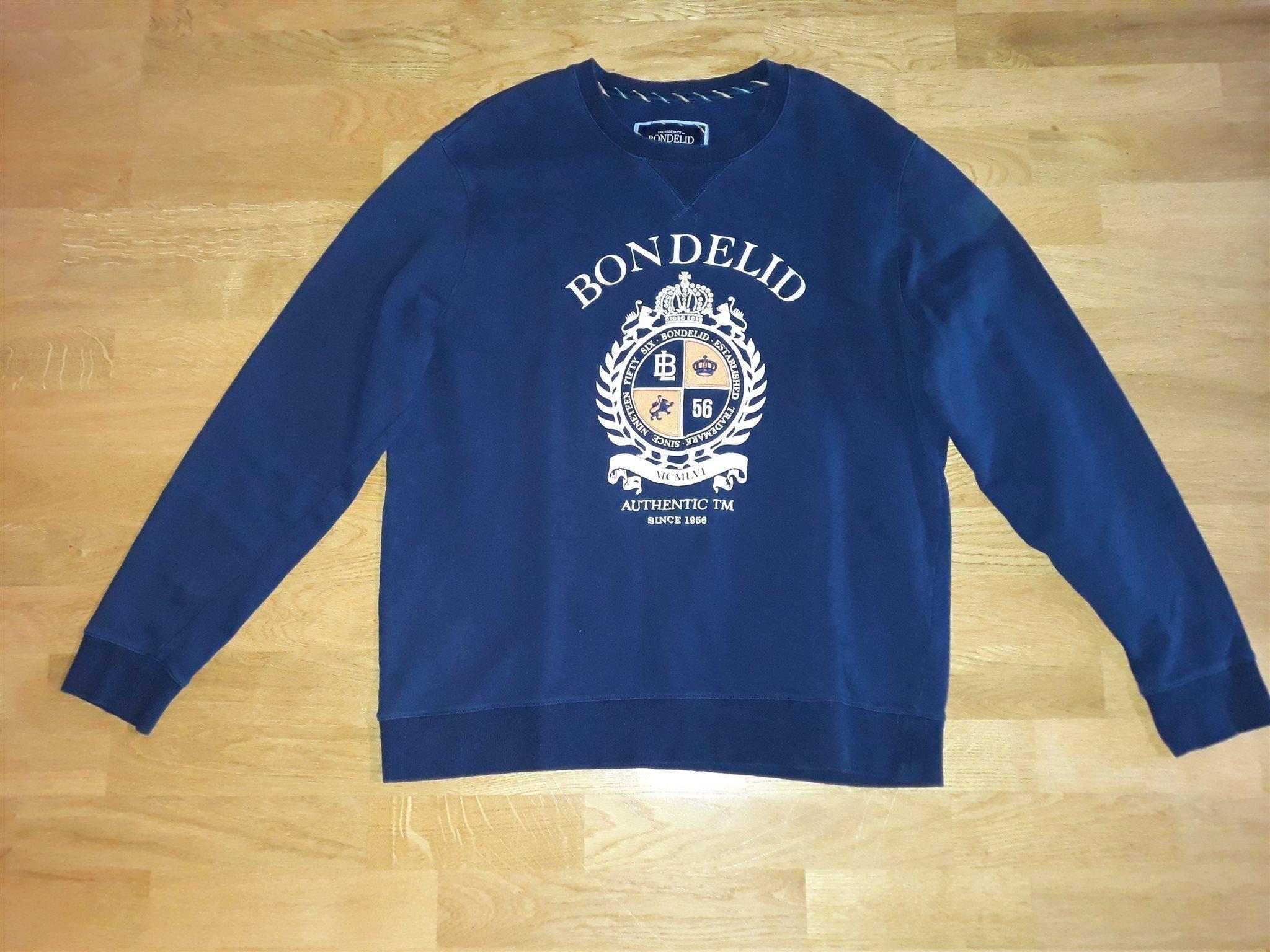 bf8fb81cfca3 Bondelid tröja, str. XL (340763201) ᐈ Köp på Tradera