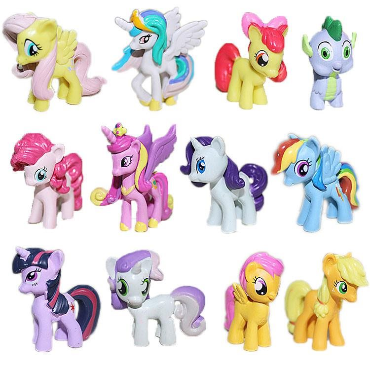 my little pony leksaker