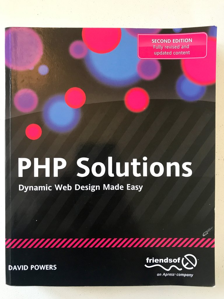 Php Solutions Dynamic Web Design M 345047220 ᐈ Haldins Hylla Pa Tradera