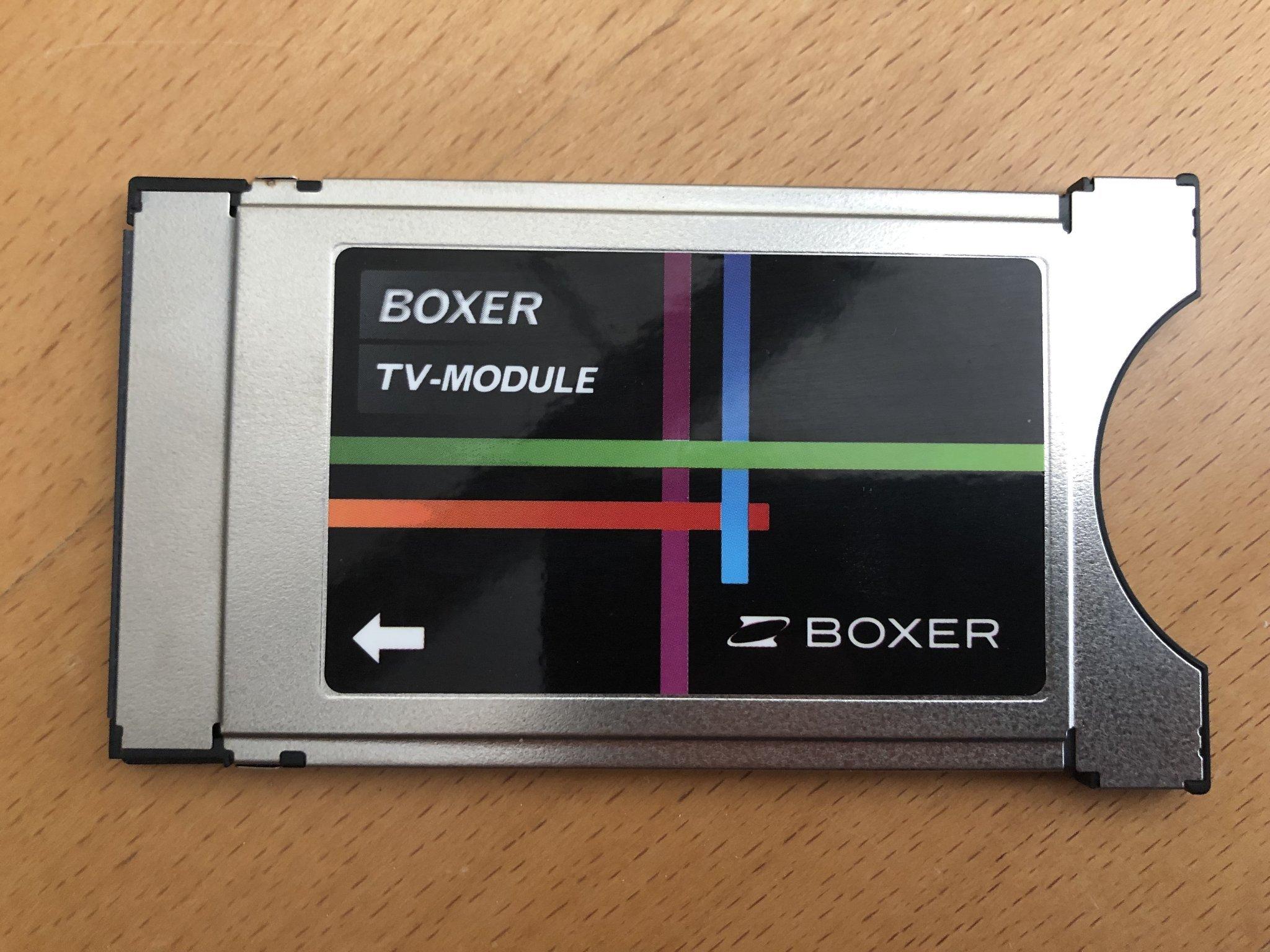 Velsete Boxer CA-Modul, Viaccess med MPEG4 kortläsare f.. (349716267) ᐈ YM-03