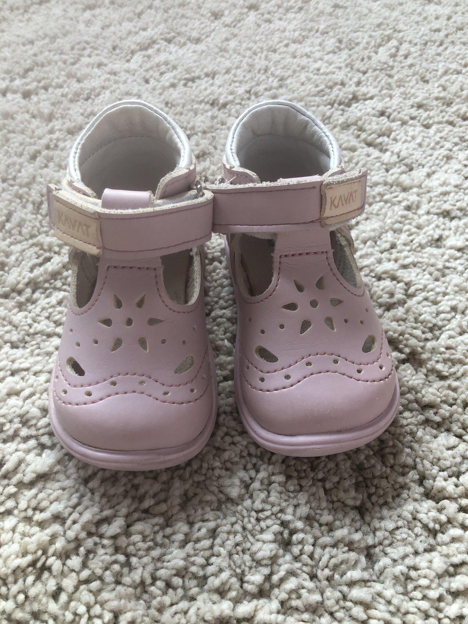 0f6733da07e Rosa Ängskär XC sandaler från Kavat stl 19 (352297249) ᐈ Köp på Tradera