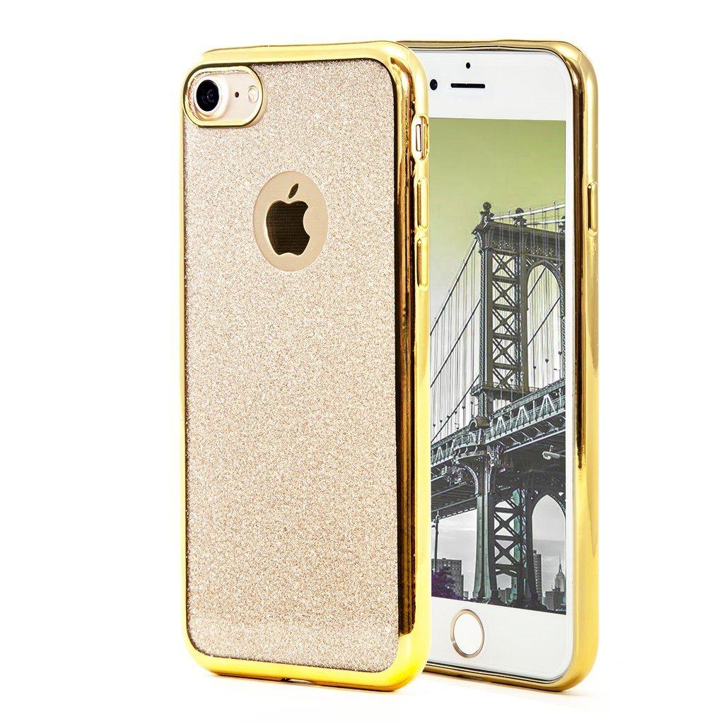 Skal till Apple iPhone 8 - Guld Glit.. (305687701) ᐈ RushTrading på ... 60d1fc20007fc