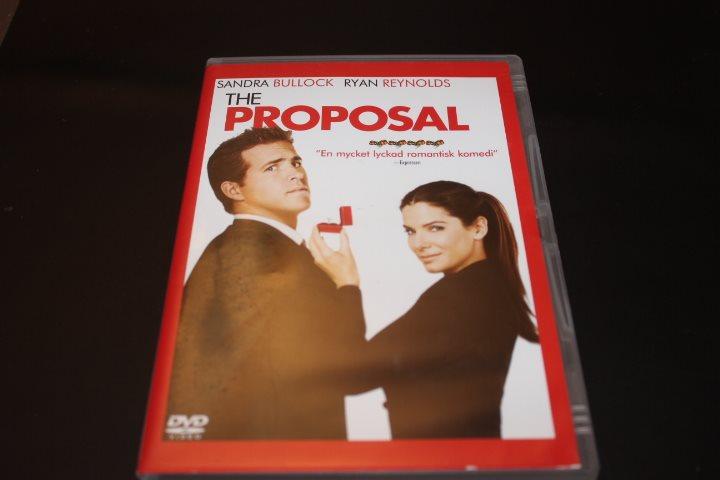 Dvd Film The Proposal Sandra Bullock Ryan Reynolds P Tradera