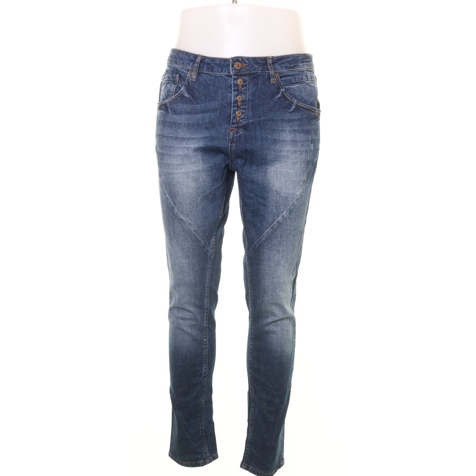 Denim Rebel, Jeans, Strl: C40, Blå