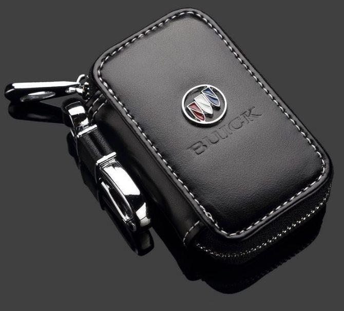 läder Buick nyckel väska svart bilnyckel Nyckel.. (330907891) ᐈ Köp ... 9b8a52b24ddce