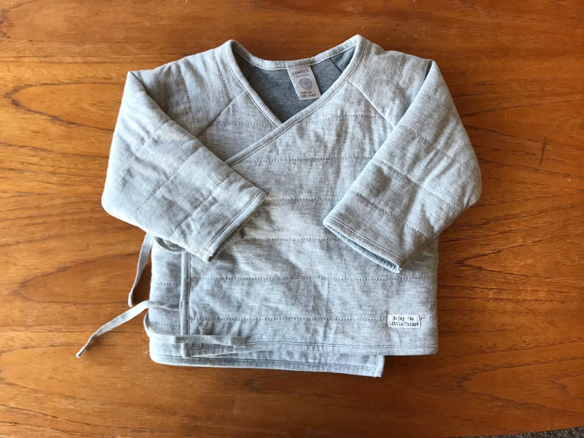omlott tröja baby