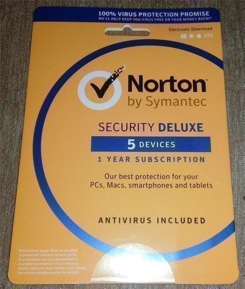 Norton Security 3.0 2019 - 5 PC   Android   Mac.. (341846555) ᐈ Köp ... d574002a9e490