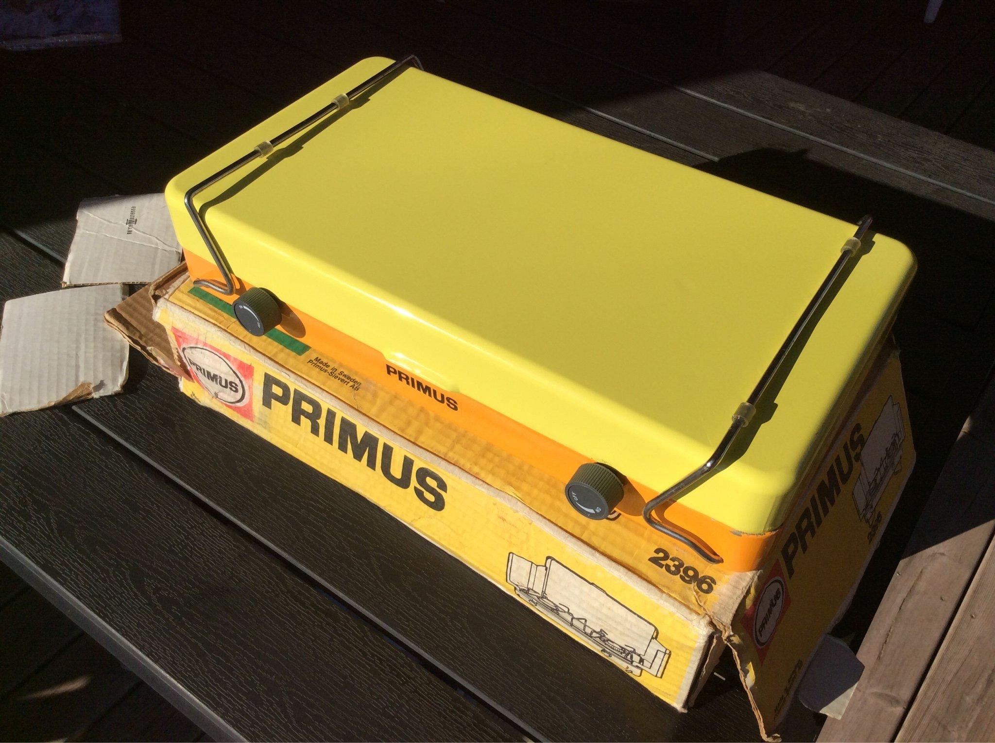 Prima Primus gasol kök (347164581) ᐈ Köp på Tradera FB-53