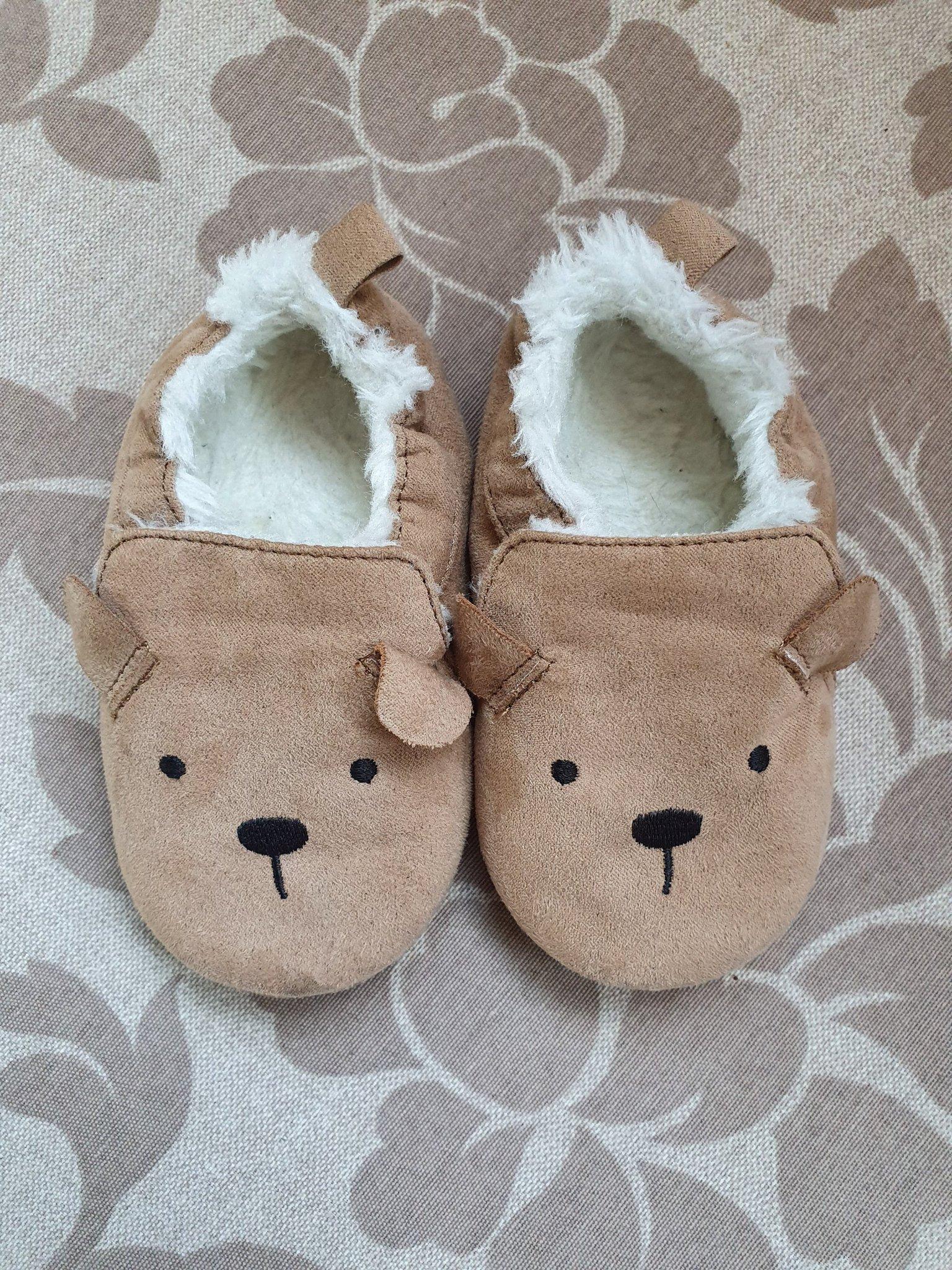skor bebis vinter