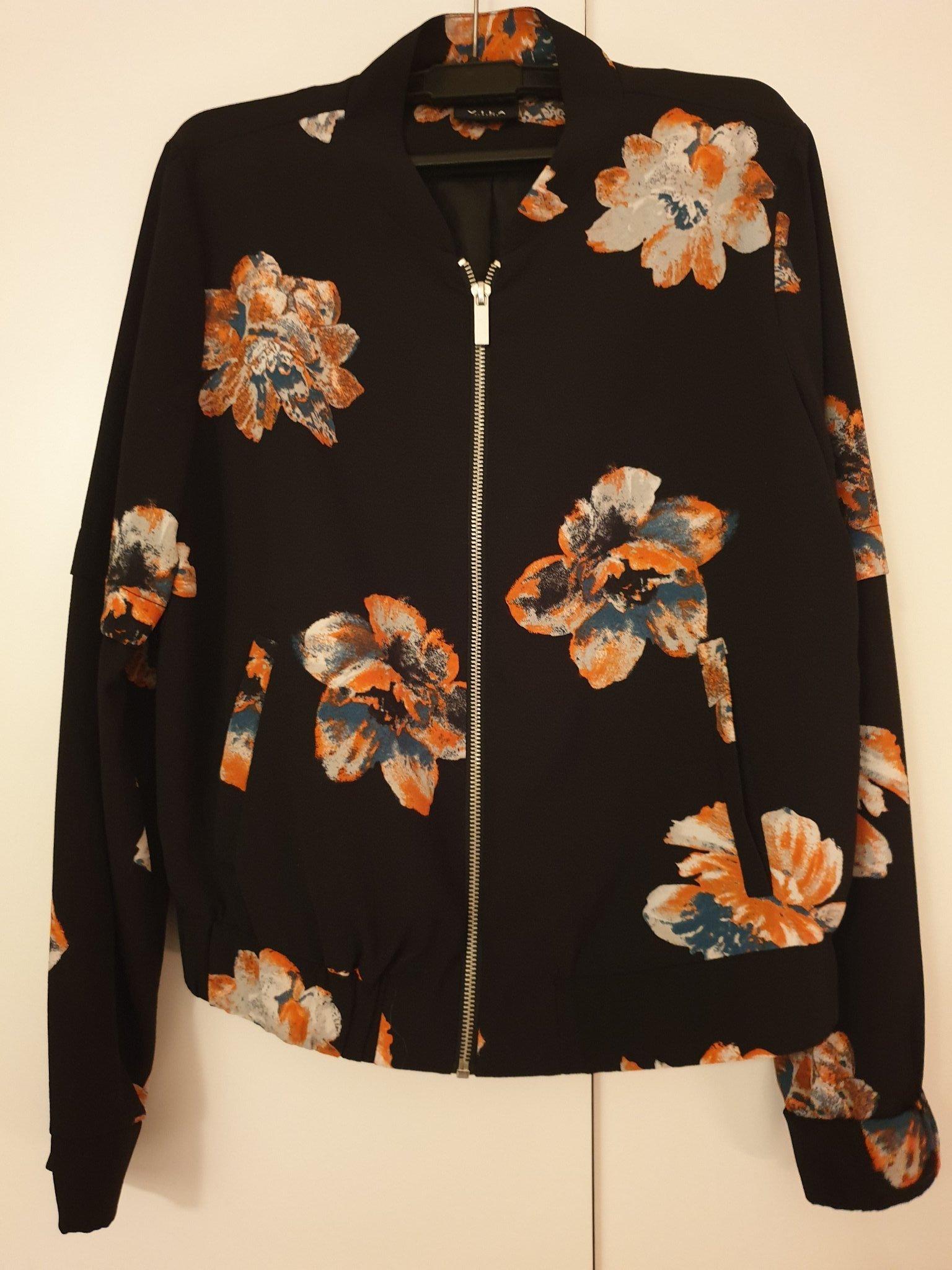 officiell leverantör fabrikspris försäljning med lågt pris Bomberjacka blommig (378139848) ᐈ Köp på Tradera