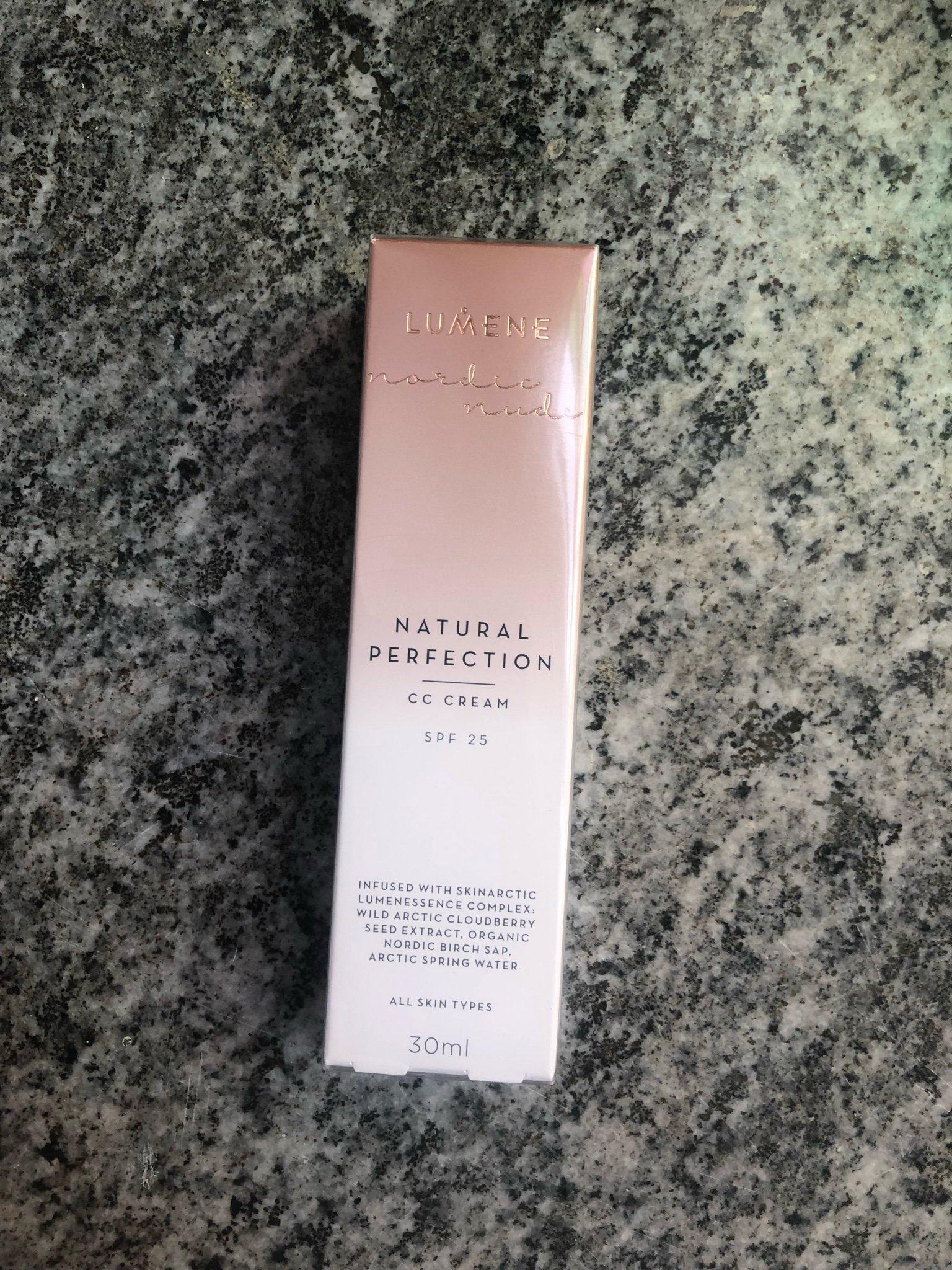 da9f7643fac Lumene Nordic Nude Natural Perfection CC Cream (349257426) ᐈ Köp på ...