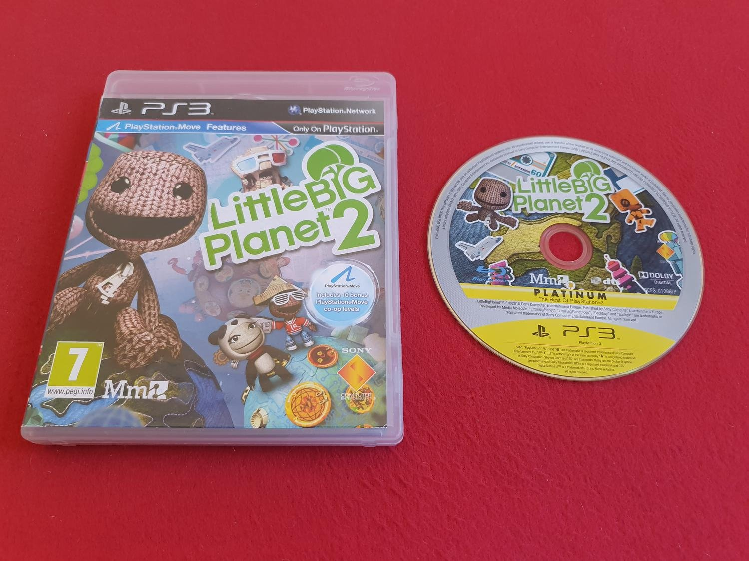LITTLE BIG PLANET 2 till Sony Playstation 3 PS3
