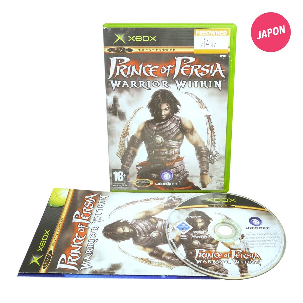 Prince of Persia: Warrior Within (EUR / XBOX