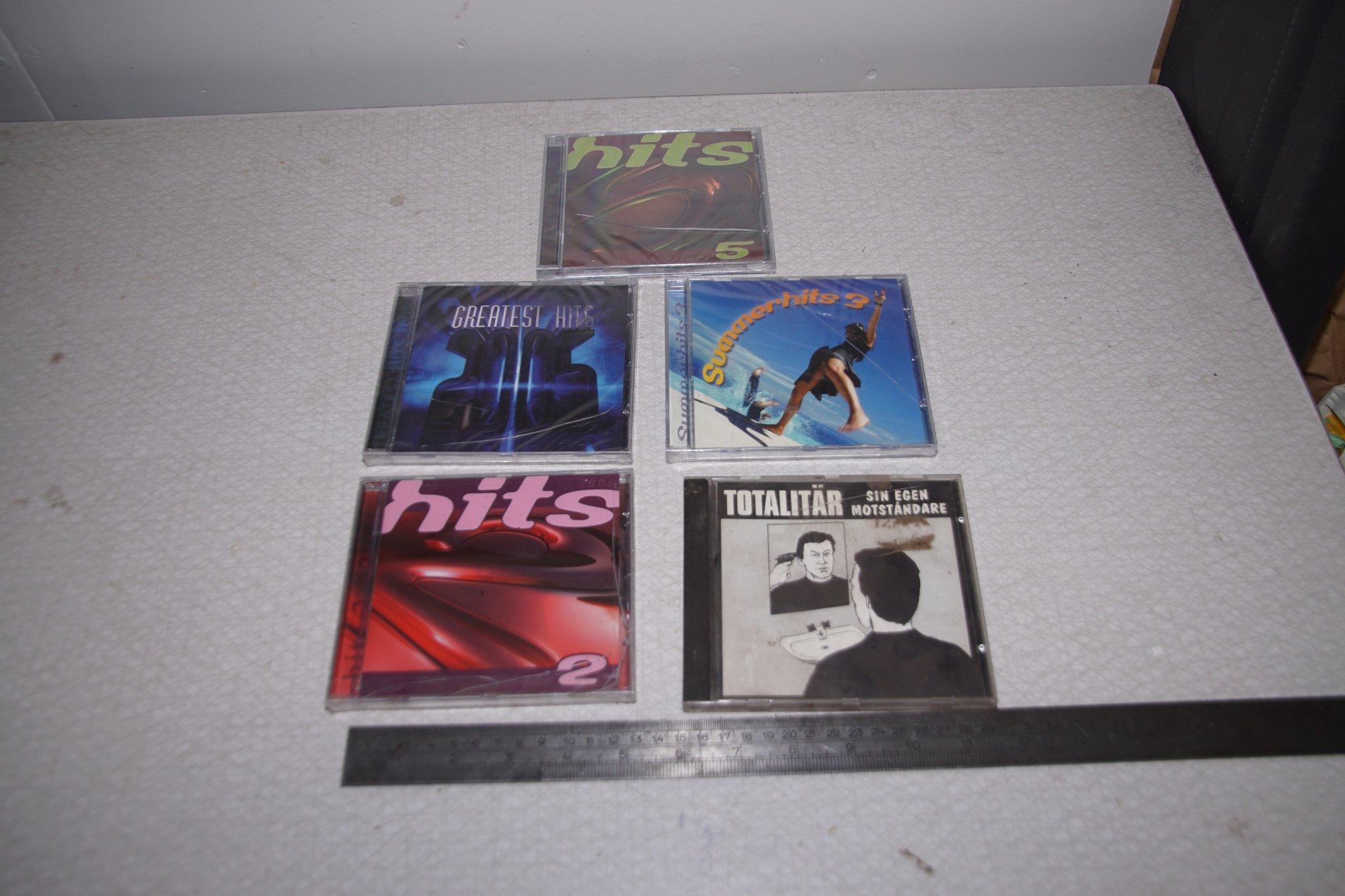 var kan man köpa cd skivor