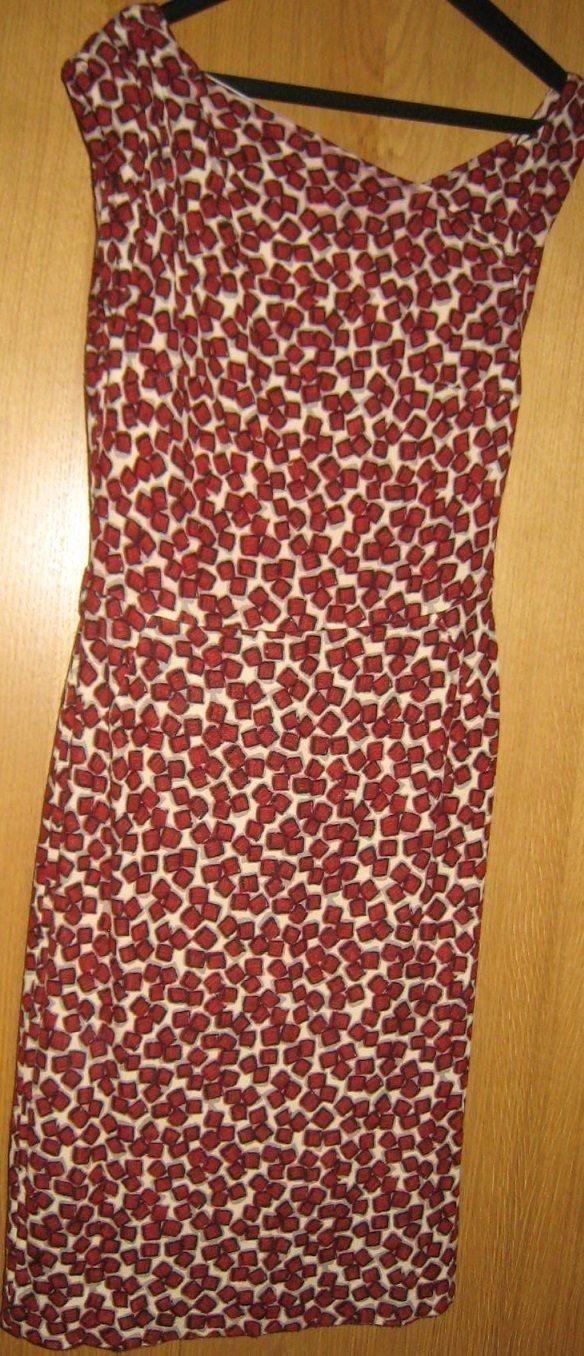 bd3326b2fe5a fodralklänning festklänning Mango klänning stl M (343894409) ᐈ Köp ...
