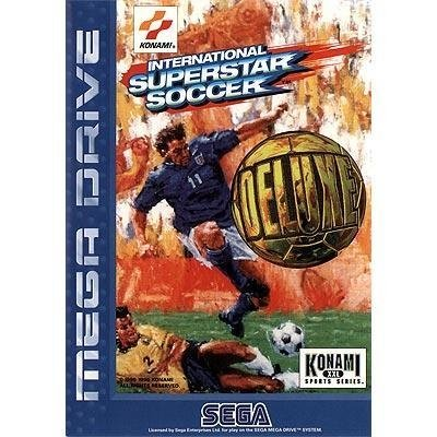 INTERNATIONAL SUPERSTAR SOCCER DELUXE (i box) till Sega Mega Drive