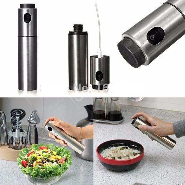 spray olja matlagning
