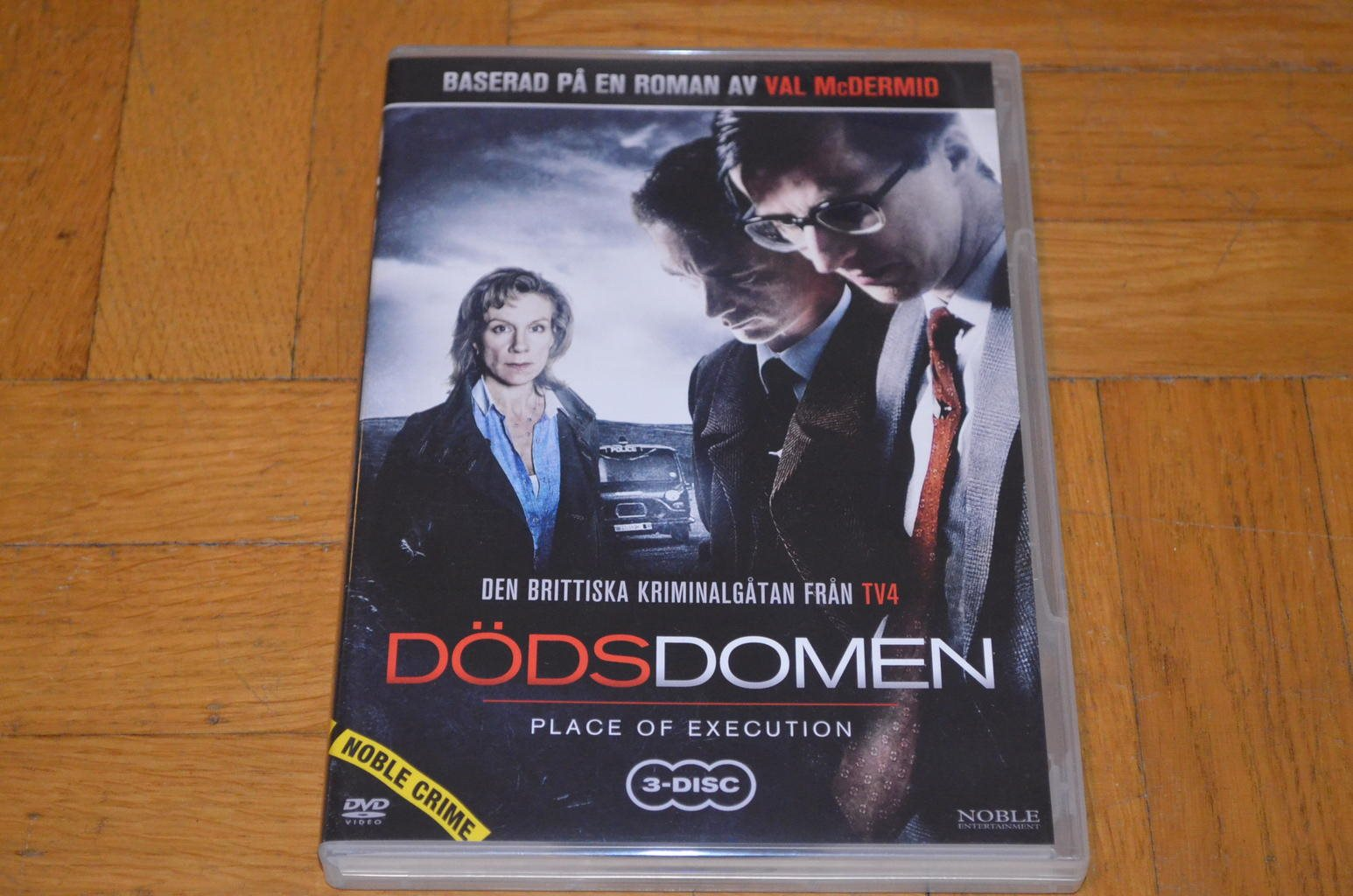 Dödsdomen - Place Of Execution - 3-Disc DVD