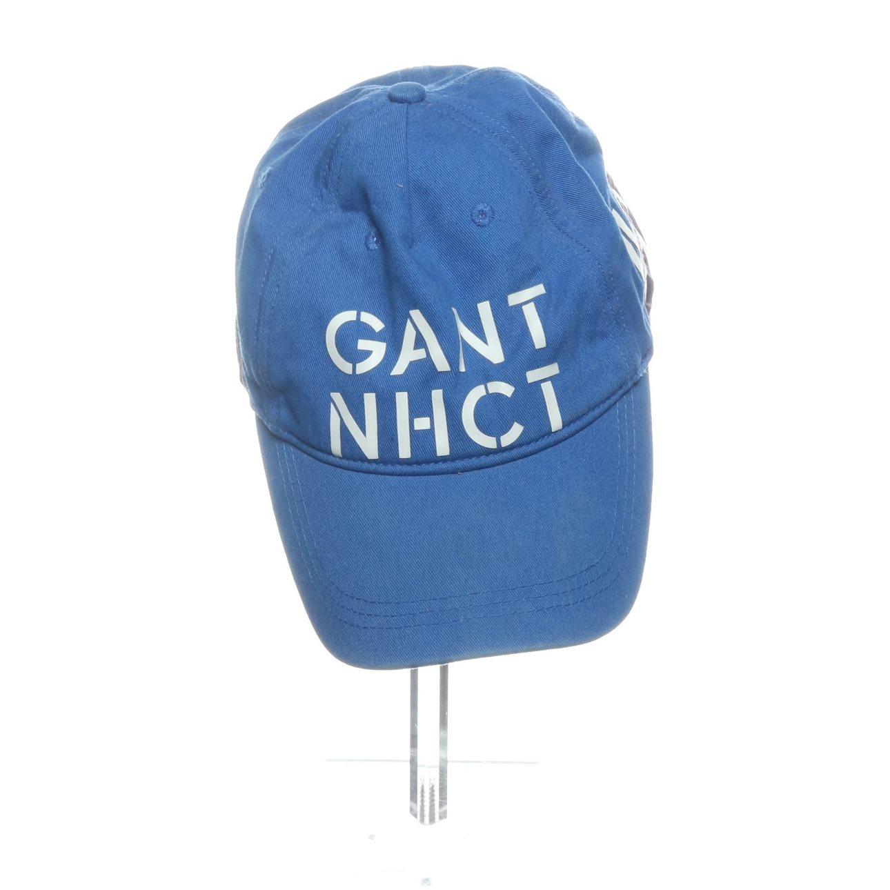gant keps blå