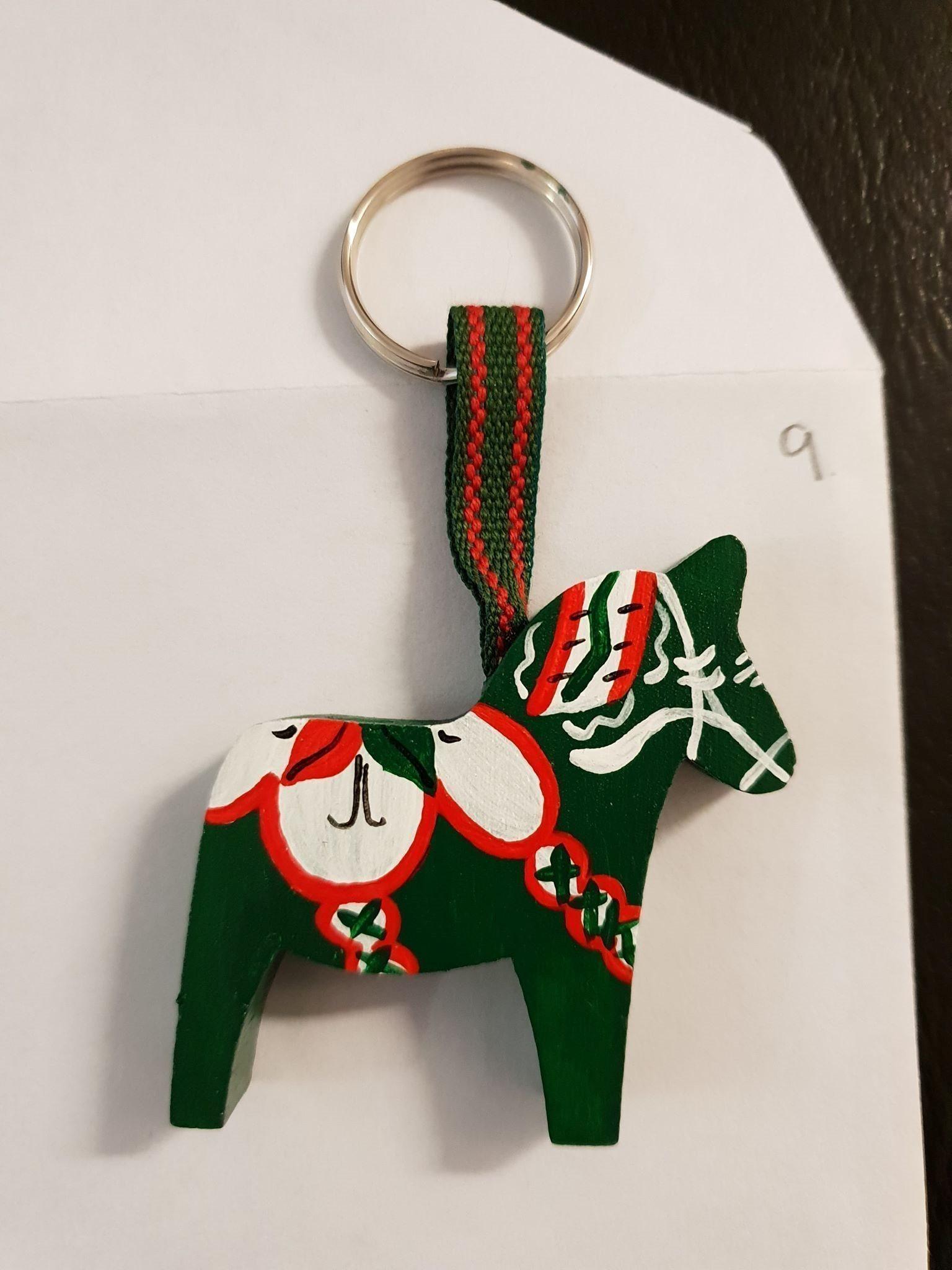 Nyckelring dalahäst (340680738) ᐈ Köp på Tradera 6baa32568d60d