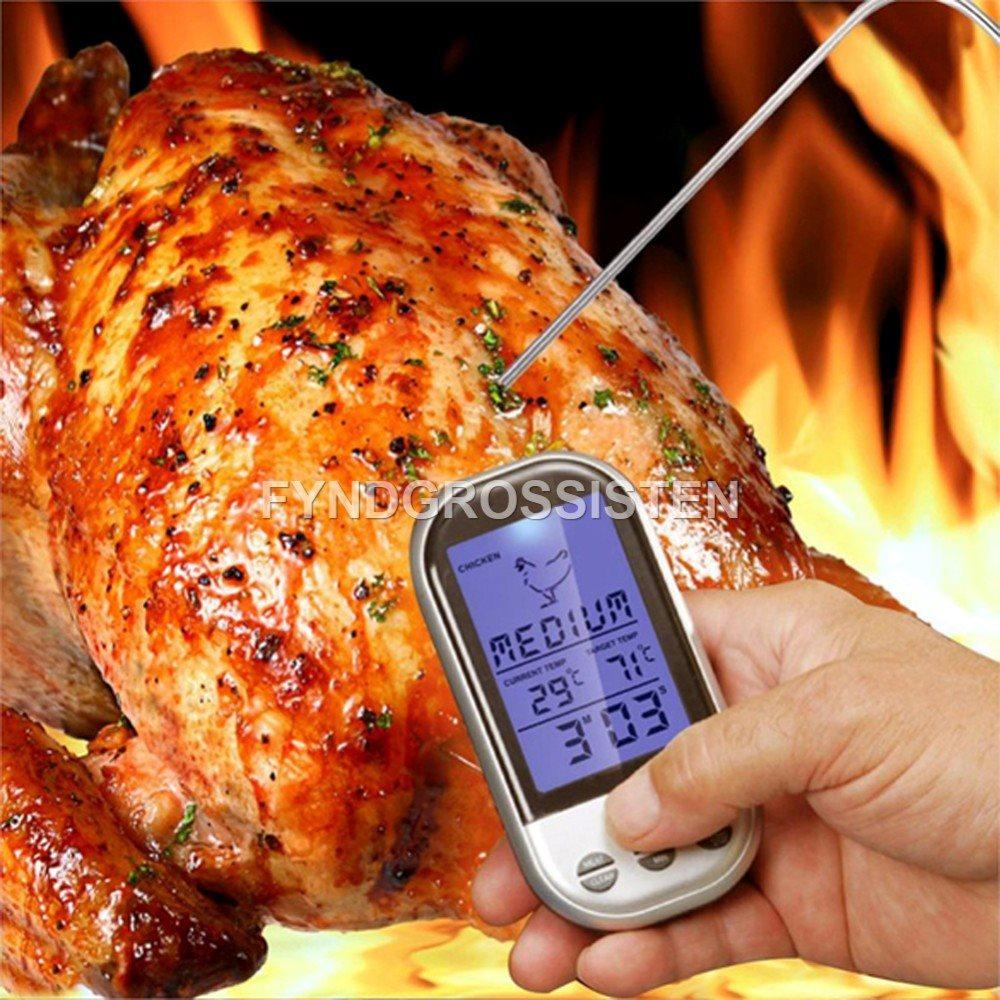 kött termometer digital
